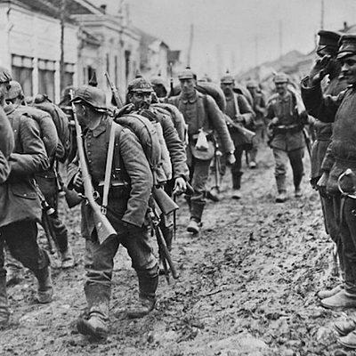 Antecedentes de la Primera guerra mundial. timeline