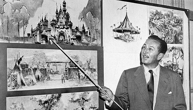 Surgimiento de Disney