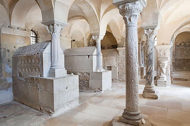 Abbey of Jouarre