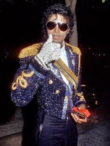 """Michael Jackson es nombrado """"King of Entertainment"""""""