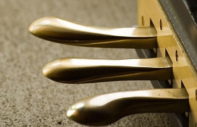 pedales de piano