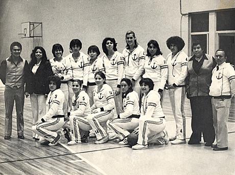 Creación del primer equipo femenil