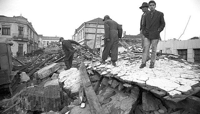 El terremoto de Valdivia