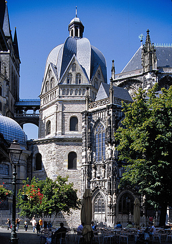 Charlemagne's Palace