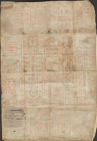 The Plan of St. Gall