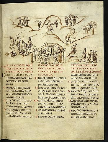 The Utrecht Psalter