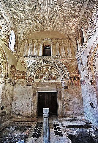 Oratory of Santa Maria della Valle