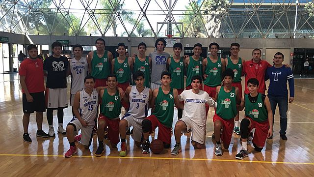 Creación de la Academia de Baloncesto