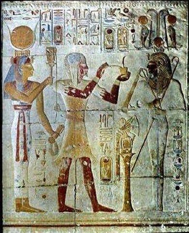3000 A.C. Egipcios