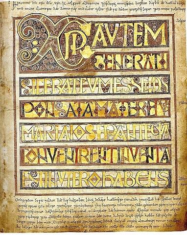 Canterbury Codex Aureus