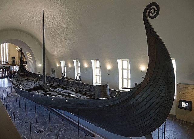 Oseberg Ship Burial