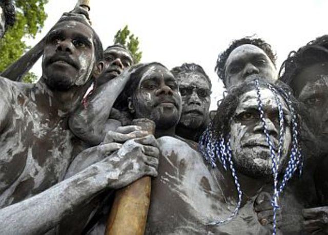 Aboriginal apology