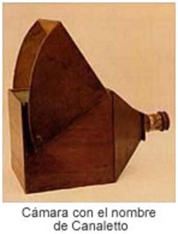 La camara se transforma en un instrumento portatil.