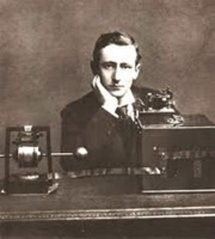 La primera patente del mundo sobre la radio por Guillermo Marconi
