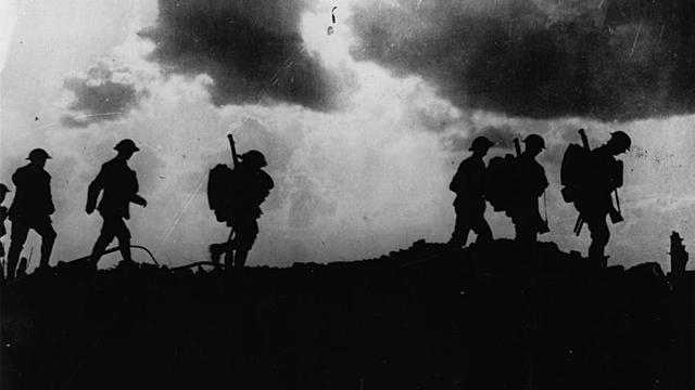 Contraataque en Somme