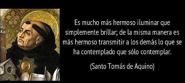 Santo Tomás de Aquino         ( 1255 - 1272 )