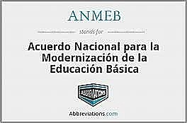 Programa Nacional de Actualización Permanente de Maestros en Servicio en Educación Básica