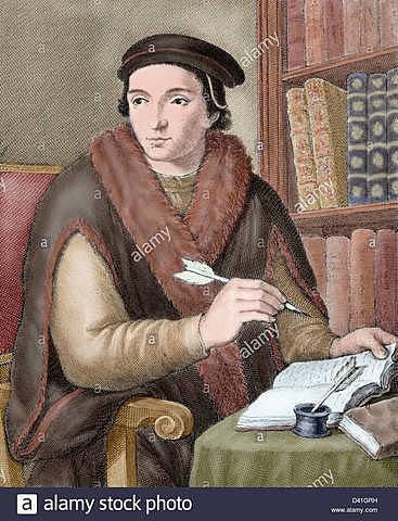Juan Luis Vives ( 1492- 1540 )