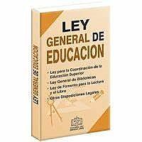 Ley General de Educación 2013