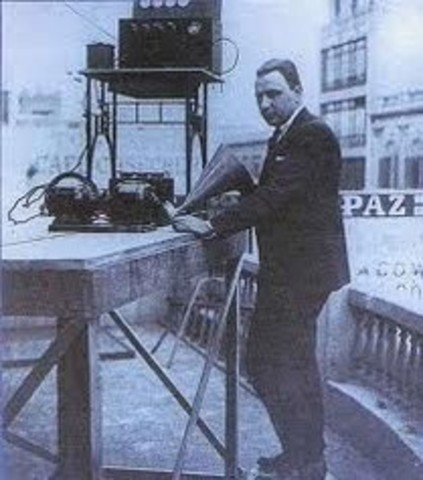 radio difusión AM
