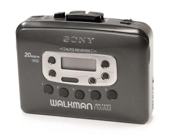 Walkman por Sony