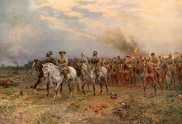 Beginning of the English Civil War