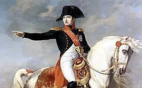 Entradas de las tropas francesas a la península