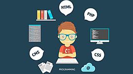 Развитие веб-технологий timeline