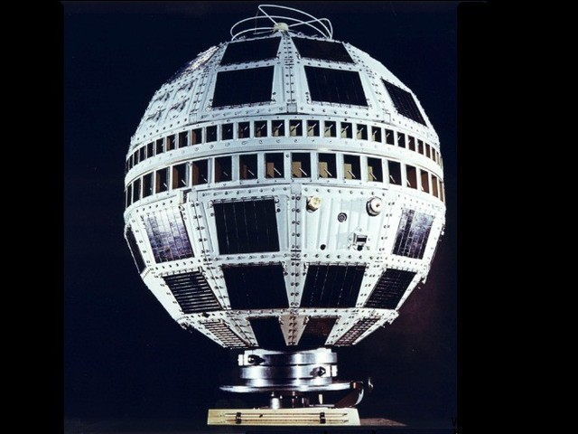 satélite Telstar I