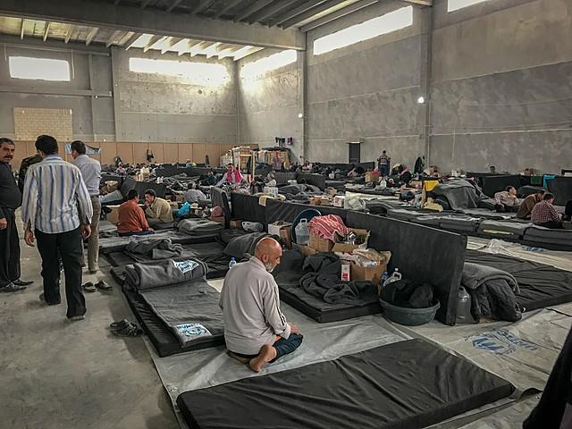 Migración por guerra