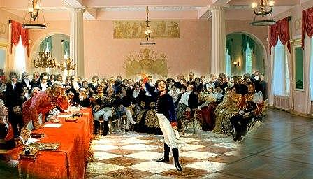 Окончание Пушкиным лицея