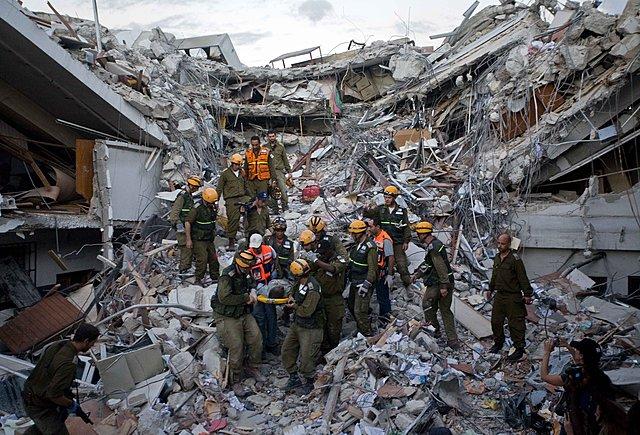 Migracion por catastrofes