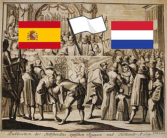 Tregua de los Doce Años con las Provincias Unidas