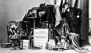 Germans Lumiere, Invenció del cinematògraf