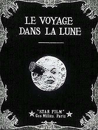 George Melies. Projecció de la primera pel·licula.