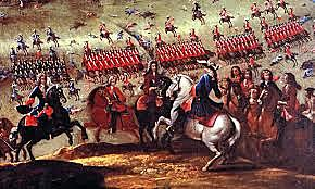 Inicio reinado de Felipe V y comienzo Guerra de Sucesión.