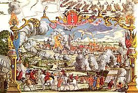Primer Pacto de Familia (Guerra de Sucesión de Polonia).