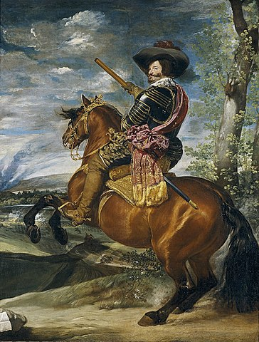 Duque de Olivares. Valido del rey