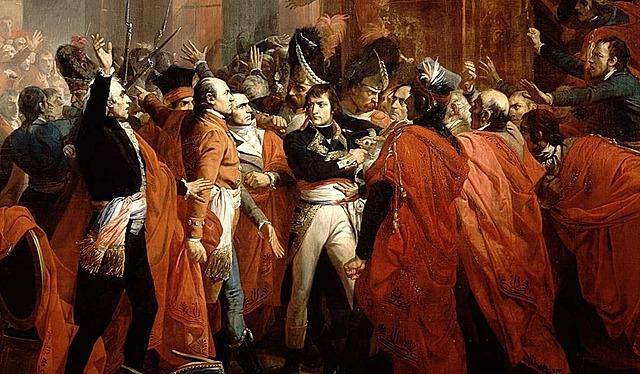 Napoleon's Coup