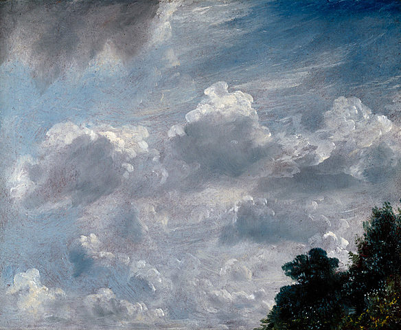 Studio di nuvole a Hampstead