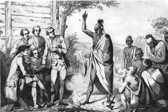 Settlers granted Indian land
