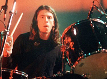 """Dave Grohl joins the band """"Scream"""" 1986"""