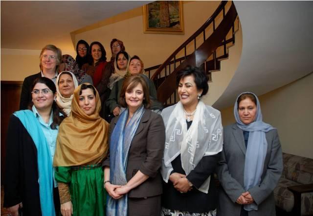 Convention eliminating discrimination against women .