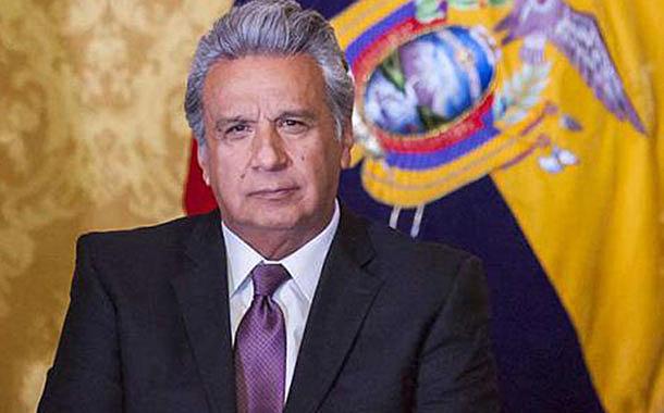 Lenin Moreno asume la presidencia