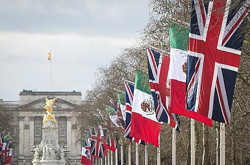 Reactivación de relaciones con Gran Bretaña