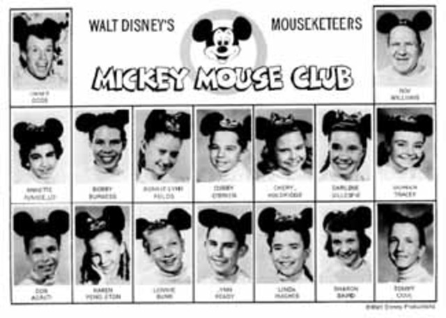 Mickey Mouse Club on TV