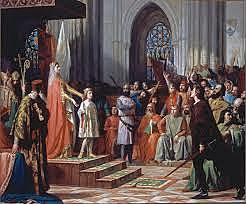 Traslado de la Corte a Valladolid, en 1606 de nuevo a Madrid