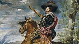 Duque de Olivares Valido del Rey.