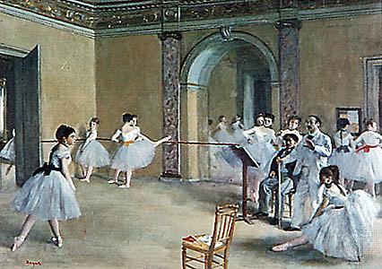 Romantic Ballet- Ballet of the Nuns