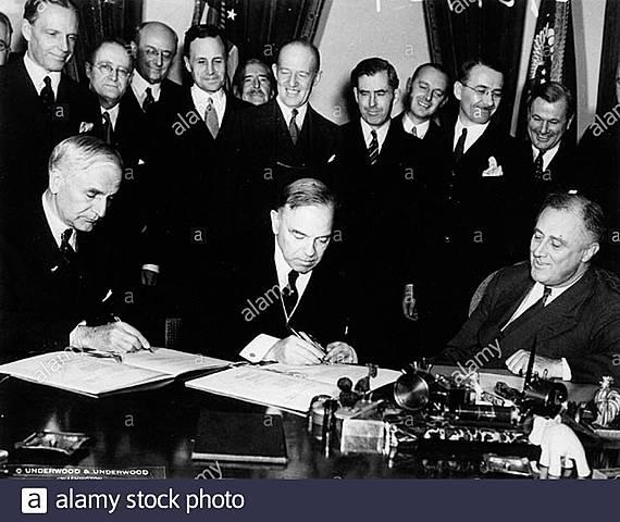 Negociación del tratado Castillo Nájera-Hull